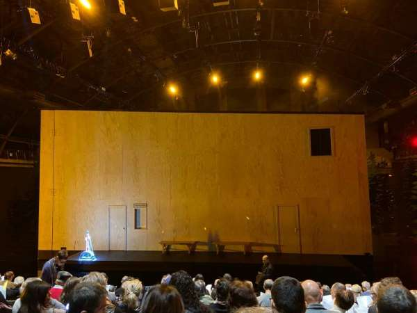 Park Avenue Armory, section: Orchestra, row: K, seat: 26