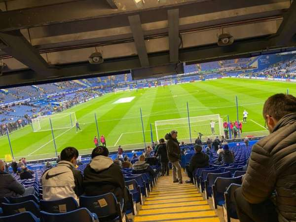 Stamford Bridge, section: Matthew Harding Lower, row: HH, seat: 0082