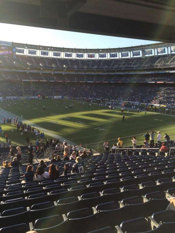 SDCCU Stadium, section: P47, row: 19, seat: 2