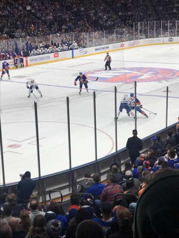 Nassau Veterans Memorial Coliseum, section: 107, row: 5, seat: 7