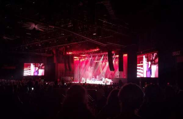 BB&T Pavilion , section: 200, row: L, seat: 2