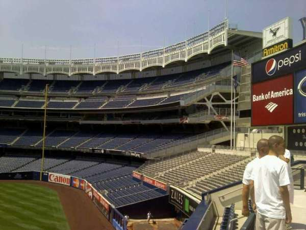 Yankee Stadium, section: 202, row: 24, seat: 41