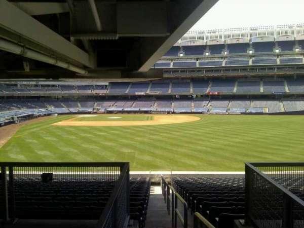 Yankee Stadium, section: 204, row: 18, seat: 1