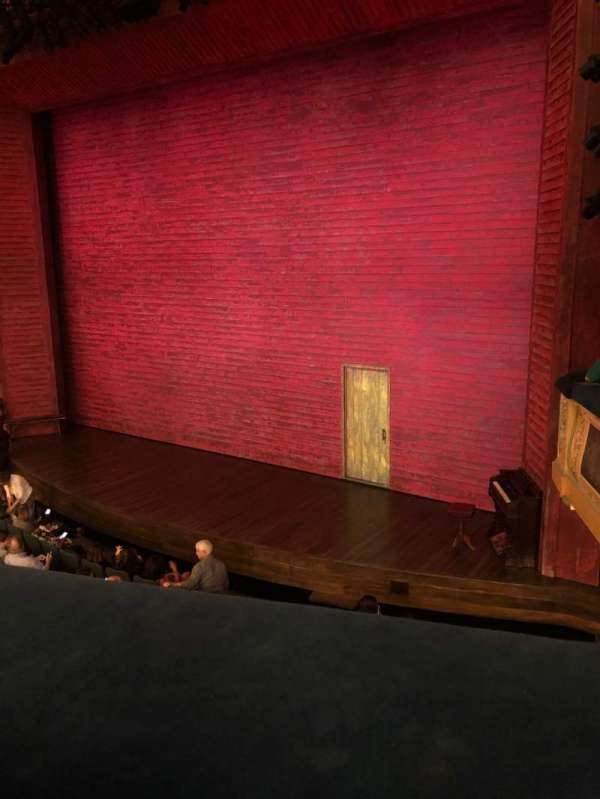 Shubert Theatre, section: Mezzanine R, row: A, seat: 16