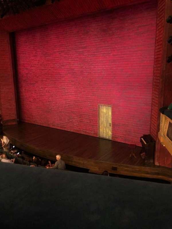 Shubert Theatre, section: Mezzanine R, row: A, seat: 16