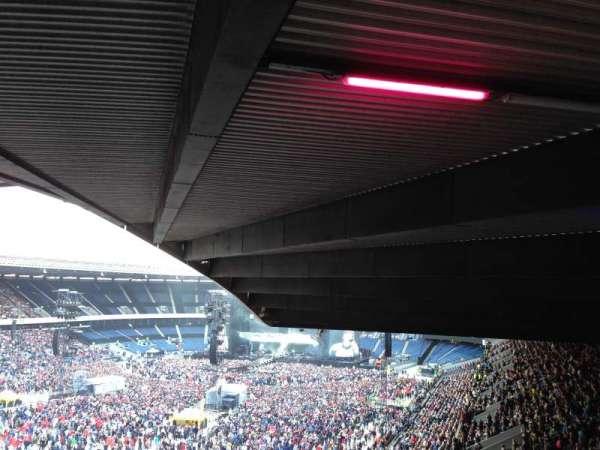 Murrayfield Stadium, section: South 4, row: KK, seat: 2