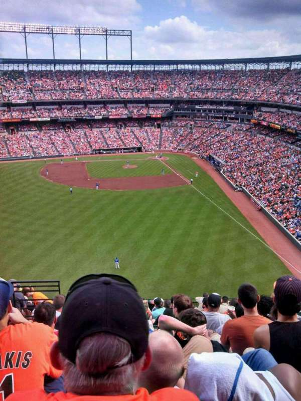 Oriole Park at Camden Yards, section: 384, row: 15, seat: 17