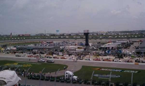 Iowa Speedway, section: 210, row: 12, seat: 8