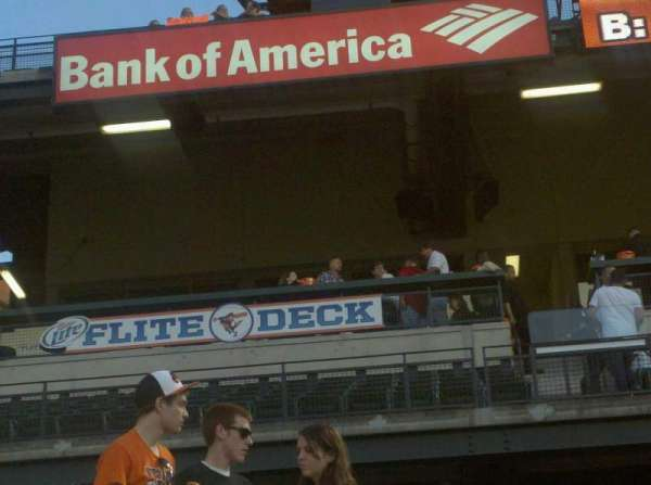 Oriole Park at Camden Yards, section: 12, row: 20, seat: 4