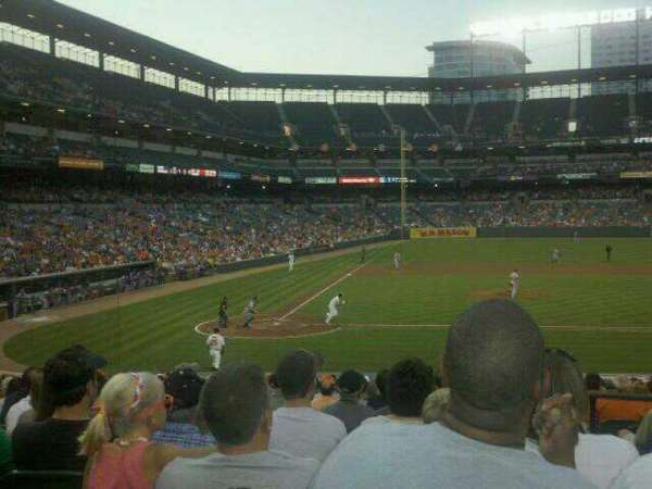 Oriole Park at Camden Yards, section: 26, row: 21, seat: 2