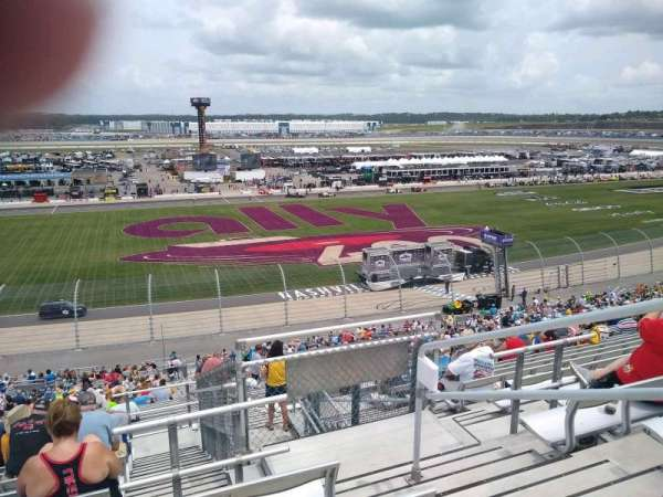 Nashville Superspeedway, section: 137, row: 46