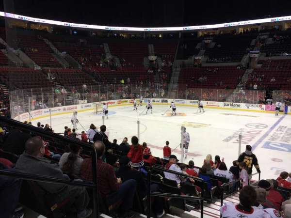 Moda Center, section: 112, row: M, seat: 18
