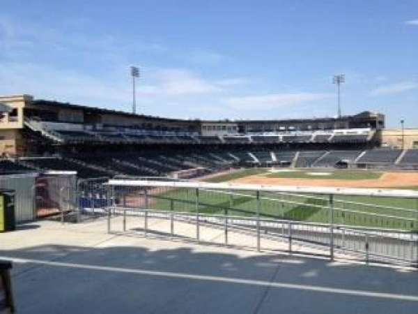 Coca-Cola Park, section: Outfield