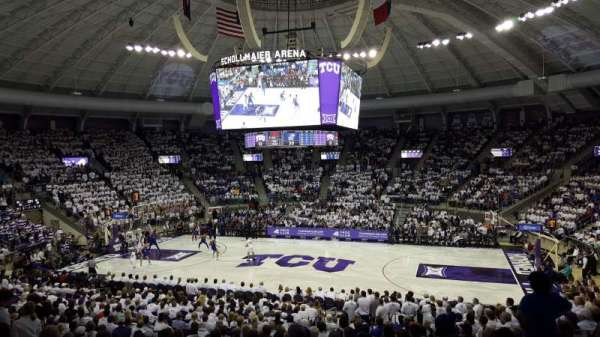 Schollmaier Arena, section: 201, row: G, seat: 7