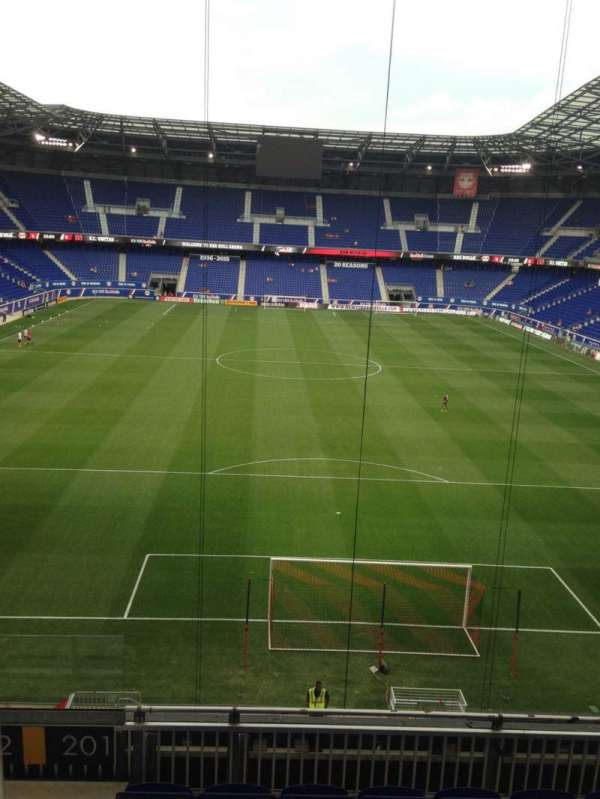 Red Bull Arena, section: 201, row: 6, seat: 21