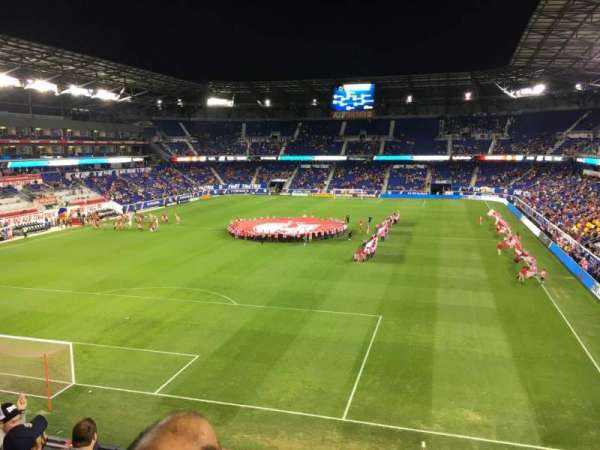 Red Bull Arena, section: 233, row: 5, seat: 1