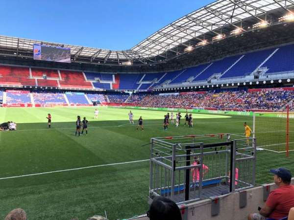 Red Bull Arena (New Jersey), section: 102, row: 4, seat: 20