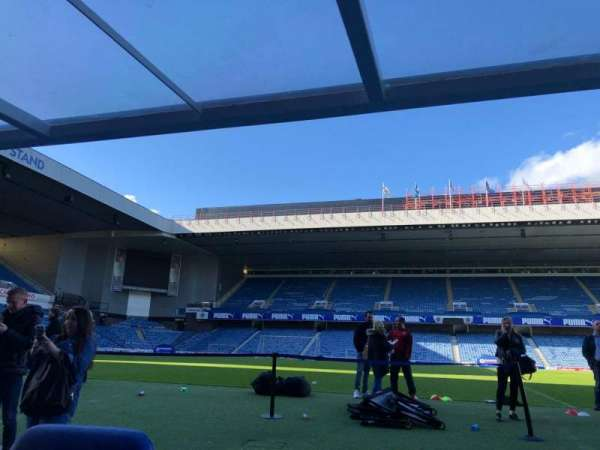 Ibrox Stadium, section: SW4