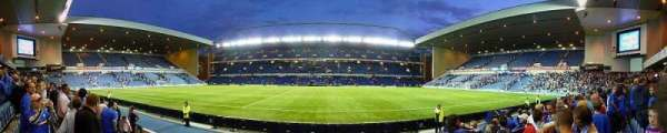 Ibrox Stadium, section: GF4