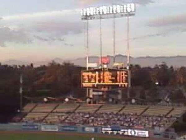 Dodger Stadium, section: 7RS