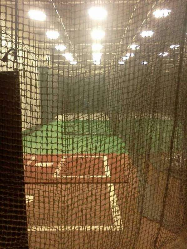Chase Field, section: Batting Cage