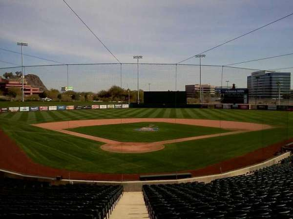 Tempe Diablo Stadium, section: 12