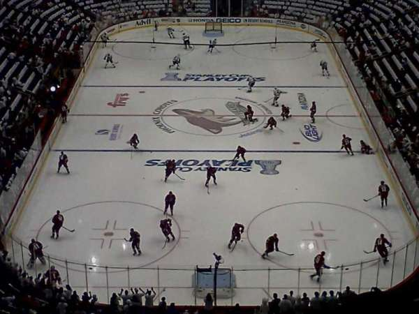 Gila River Arena, section: 223, row: Q, seat: 8
