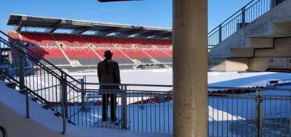 TD Place Stadium, section: Z