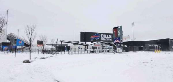 Buffalo Bills Stadium, section: Gate 5