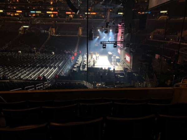 Staples Center, section: PR3, row: 5, seat: 4-5