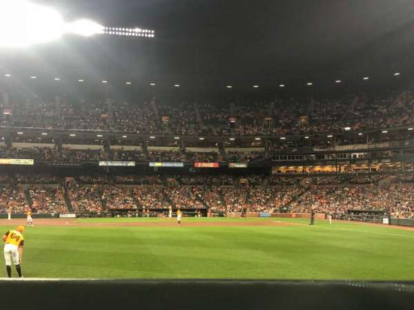 Oriole Park at Camden Yards, section: 80, row: 1, seat: 5-6