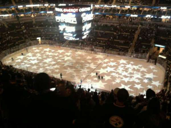 PPG Paints Arena, section: 234, row: Q, seat: 5