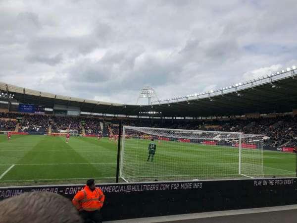 KCOM Stadium, section: S4, row: D, seat: 115