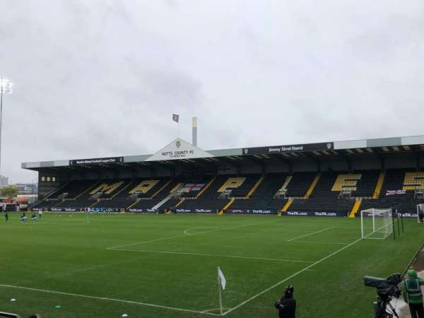 Meadow Lane, section: AAL, row: K, seat: 004