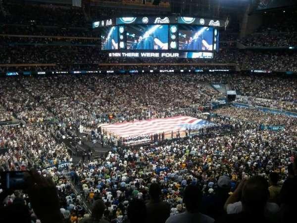 NRG Stadium, section: 341, row: M, seat: 9