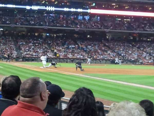 Minute Maid Park, section: 131, row: 6, seat: 13