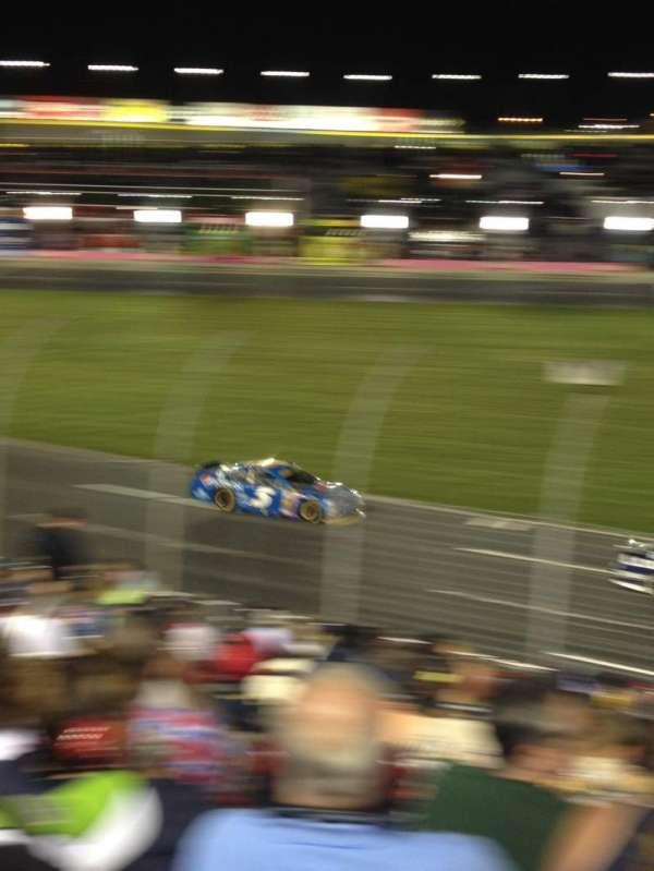 Charlotte Motor Speedway, section: Chrysler