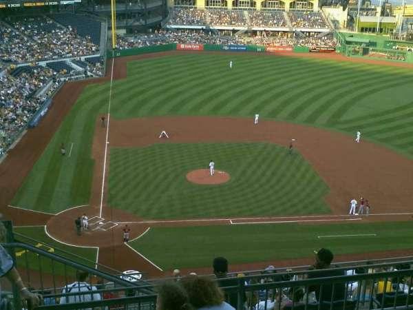 PNC Park, section: 311, row: M, seat: 24