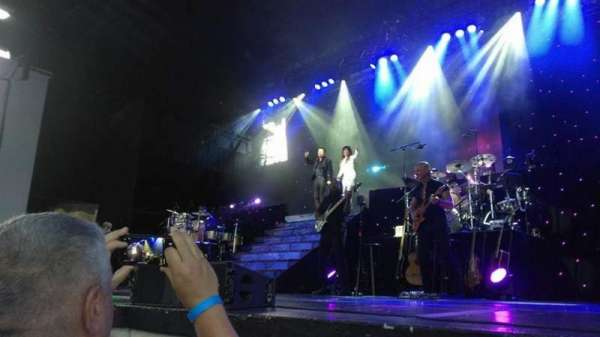St. Augustine Amphitheatre, section: Pit 3, row: D, seat: 44