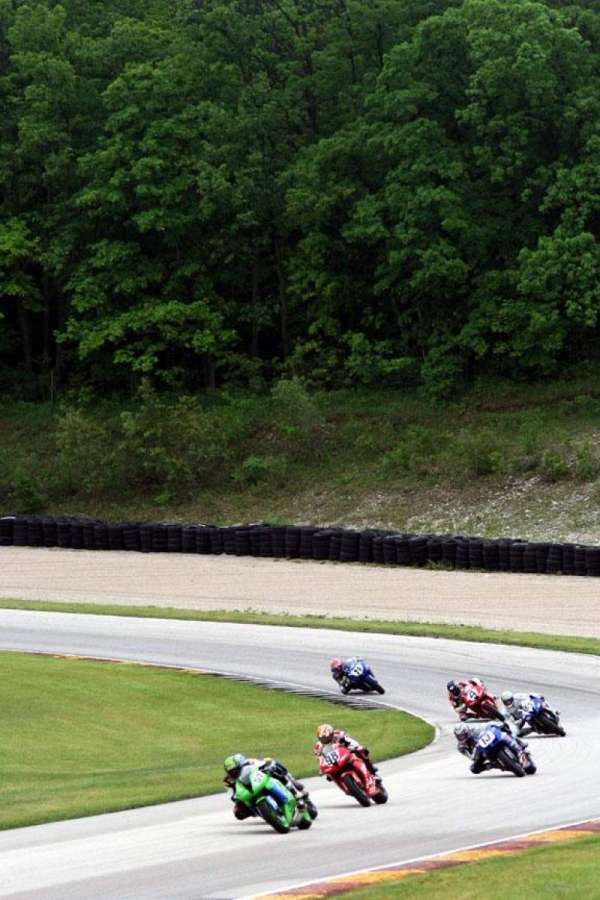Road America, section: Turn 10