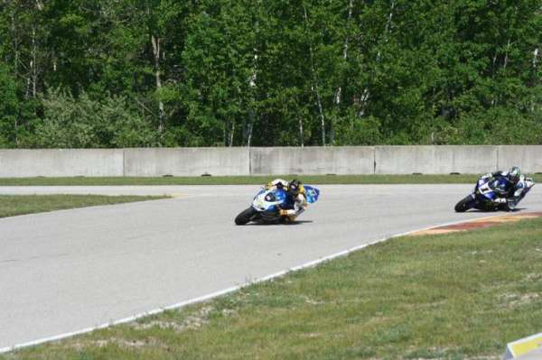 Road America, section: Turn 11