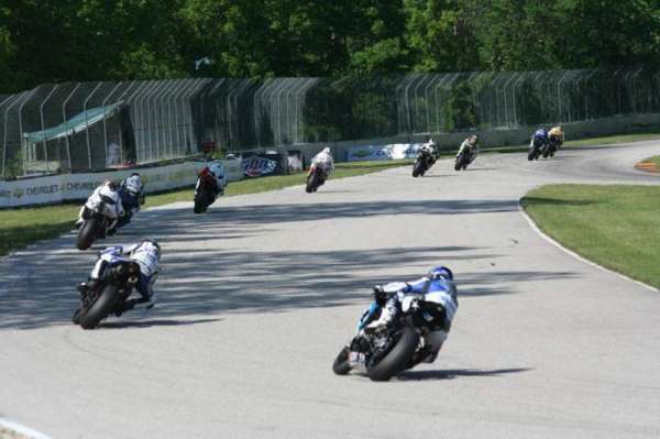 Road America, section: Turn 11a