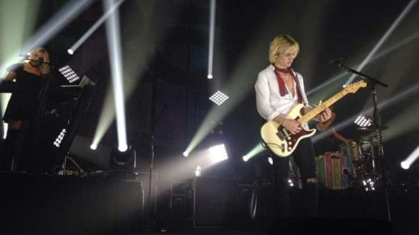 Fox Theater Pomona, section: Pit, row: Pit, seat: Pit