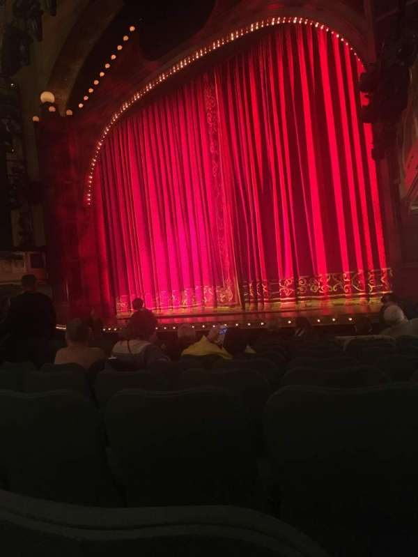 Shubert Theatre, section: Orchestra R, row: L, seat: 22