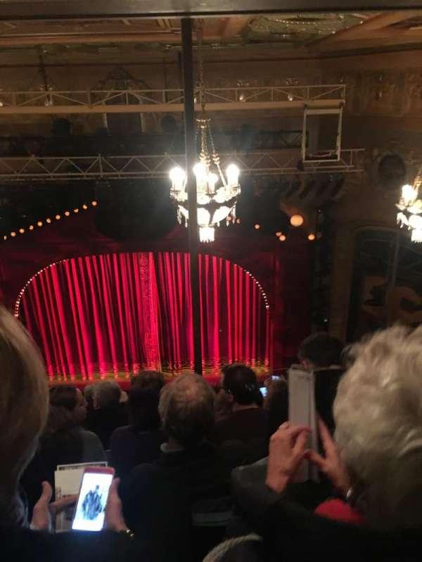 Shubert Theatre, section: Balcony C, row: J, seat: 101