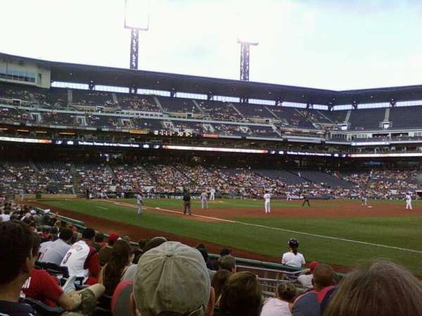 PNC Park, section: 125