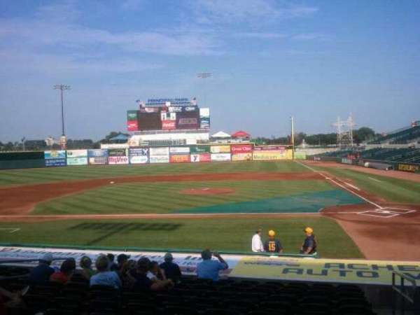 Principal Park, section: 106