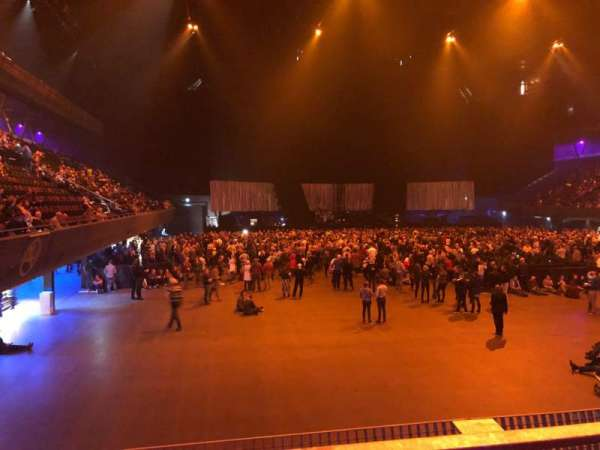 Ziggo Dome, section: 107, row: 2, seat: 246