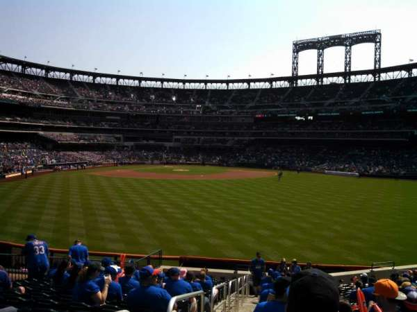 Citi Field, section: 141, row: 20, seat: 1