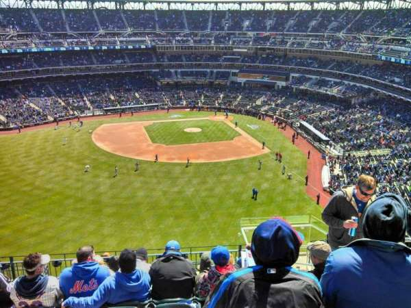 Citi Field, section: 536, row: 9, seat: 4